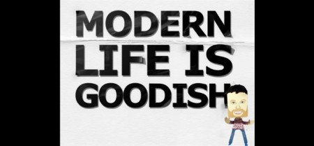 Dave Gorman completes Modern Life is Goodish for Dave