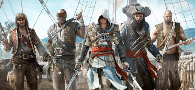 Assassin S Creed Iv Black Flag Review Assassins Creed 4