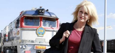 Joanna Lumley's Trans-Siberian Adventures review