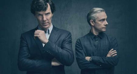 The Sherlock Series 4 trailer looks dark and action-packed