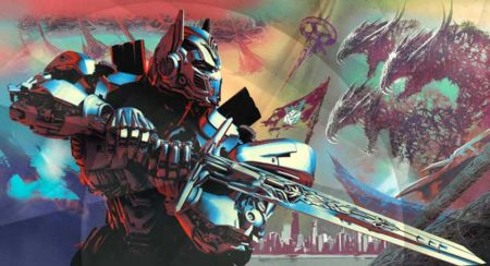 Transformers: The Last Knight UK release date, trailer and film details