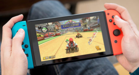 Nintendo Switch UK price, battery life and online service revealed