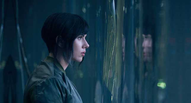 Ghost In The Shell UK DVD release date, teaser trailer and