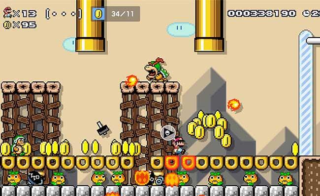 Super Mario Maker 2 all enemies | Tuppence Magazine