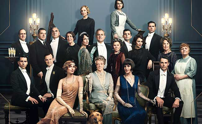 Downton Abbey film DVD release date UK and when is it out on